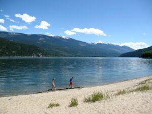 Blanket Creek Provincial Park BC