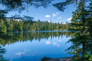 Echo Lake Revelstoke BC