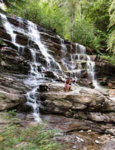 Moses Falls Revelstoke BC