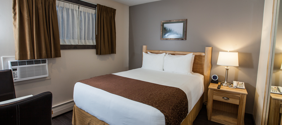 Swiss Chalet Motel Couples Two Bedroom
