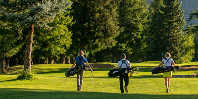 Revelstoke Golf Club Stay and Golf