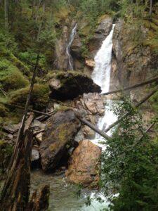 Begbie Falls Revelstoke