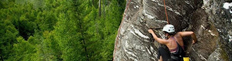 Revelstoke Rock Climbing