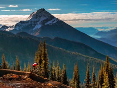 Mountain Biking at Revelstoke Mountain Resort