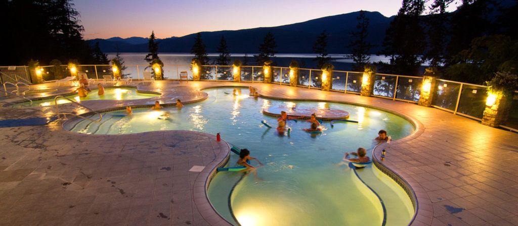 Revelstoke Hot Springs