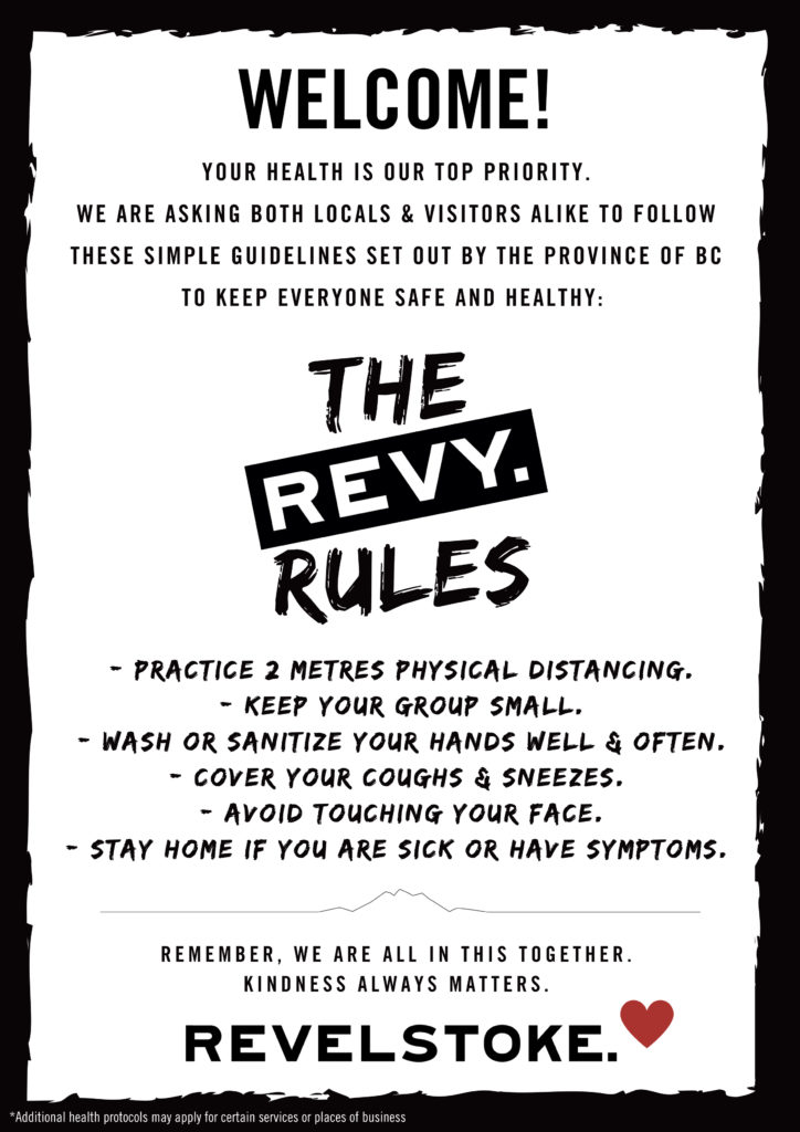 The Revy Rules